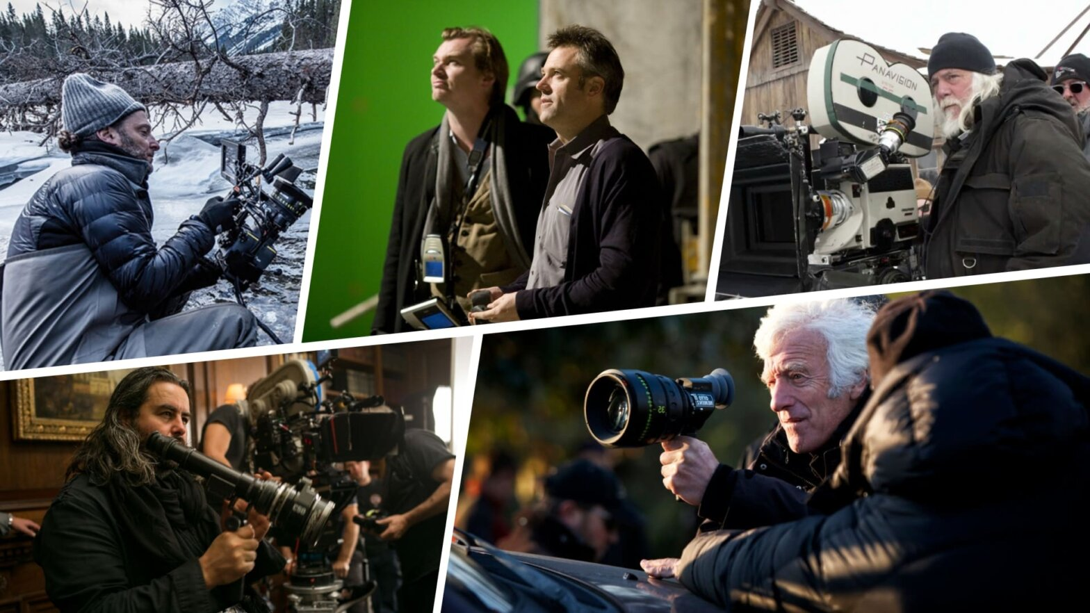 What Does a Cinematographer Do What They Consider and Why - Featured