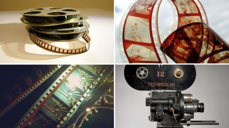 What is Celluloid Film — A Brief History of Motion Picture Film - Featured B-min