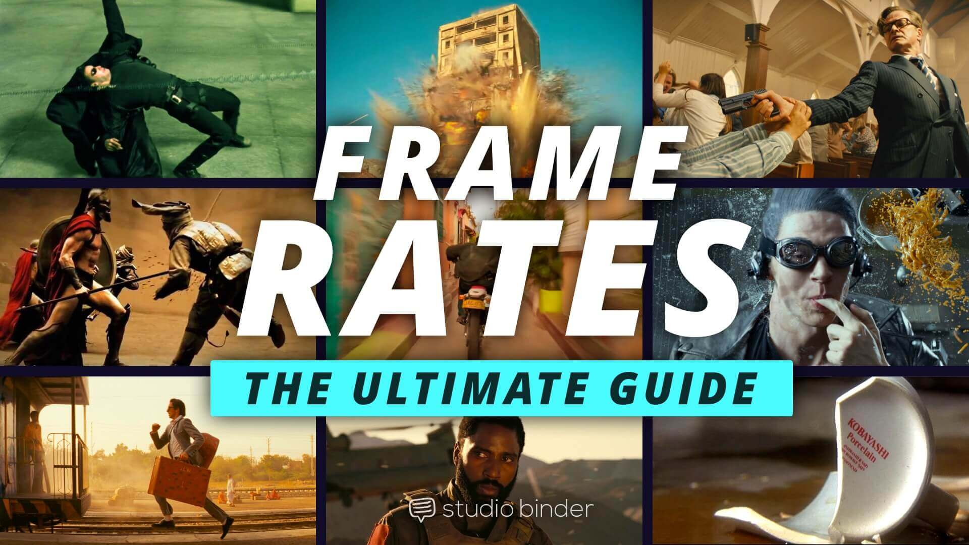 What is Frame Rate - Ultimate Guide to Frame Rates Explained - StudioBinder