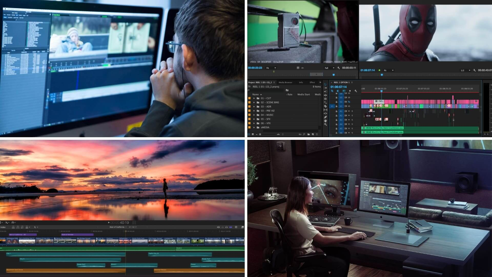 What is a Rough Cut in Film — Stages of Film Editing Explained - Featured
