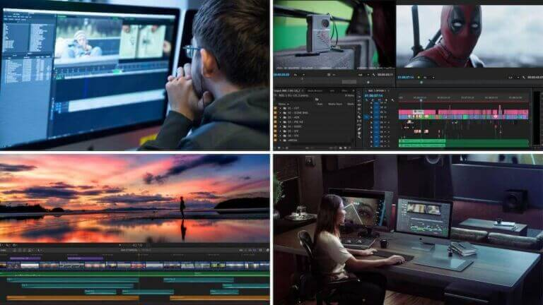 What is a Rough Cut in Film — Stages of Film Editing Explained - StudioBinder