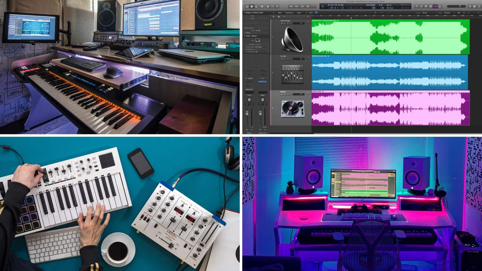 18 Best Stock Music Websites of 2021 For Video Creators - Featured