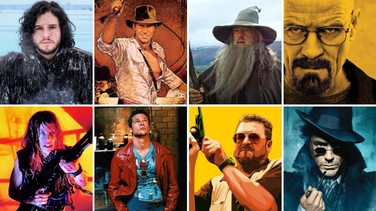 8 Character Archetypes in Literature - Movies Complete List - Examples - Featured