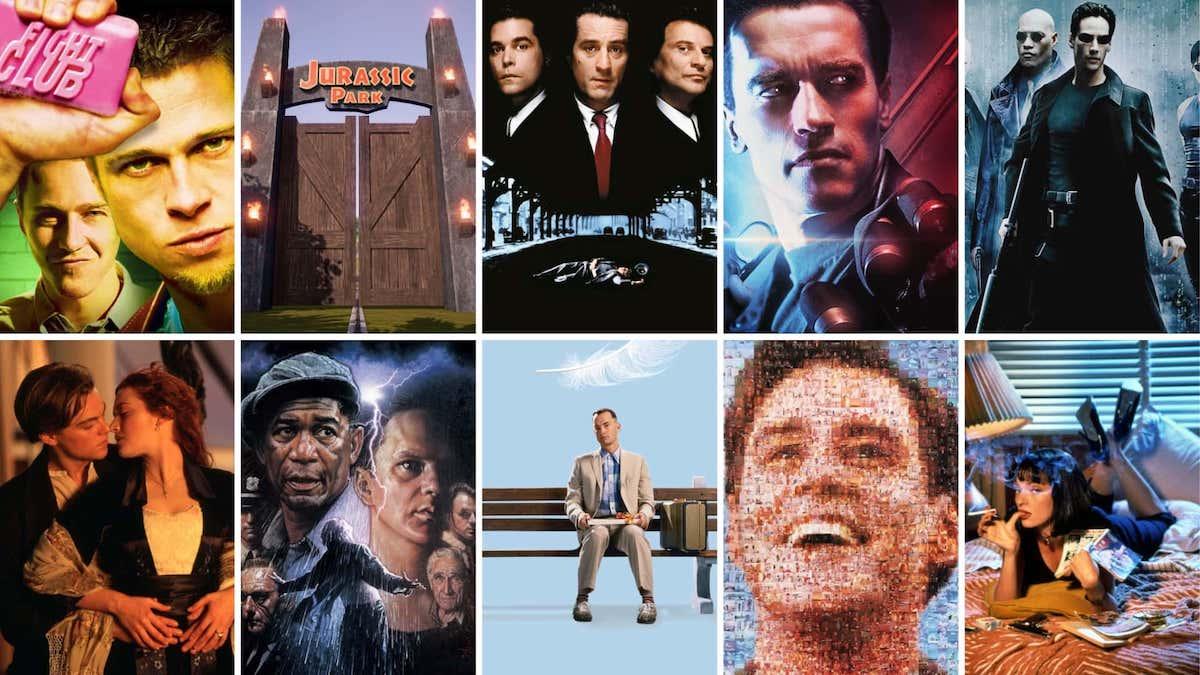 Best 90s Movies of All Time — An Awesome 90s Movies List - StudioBinder