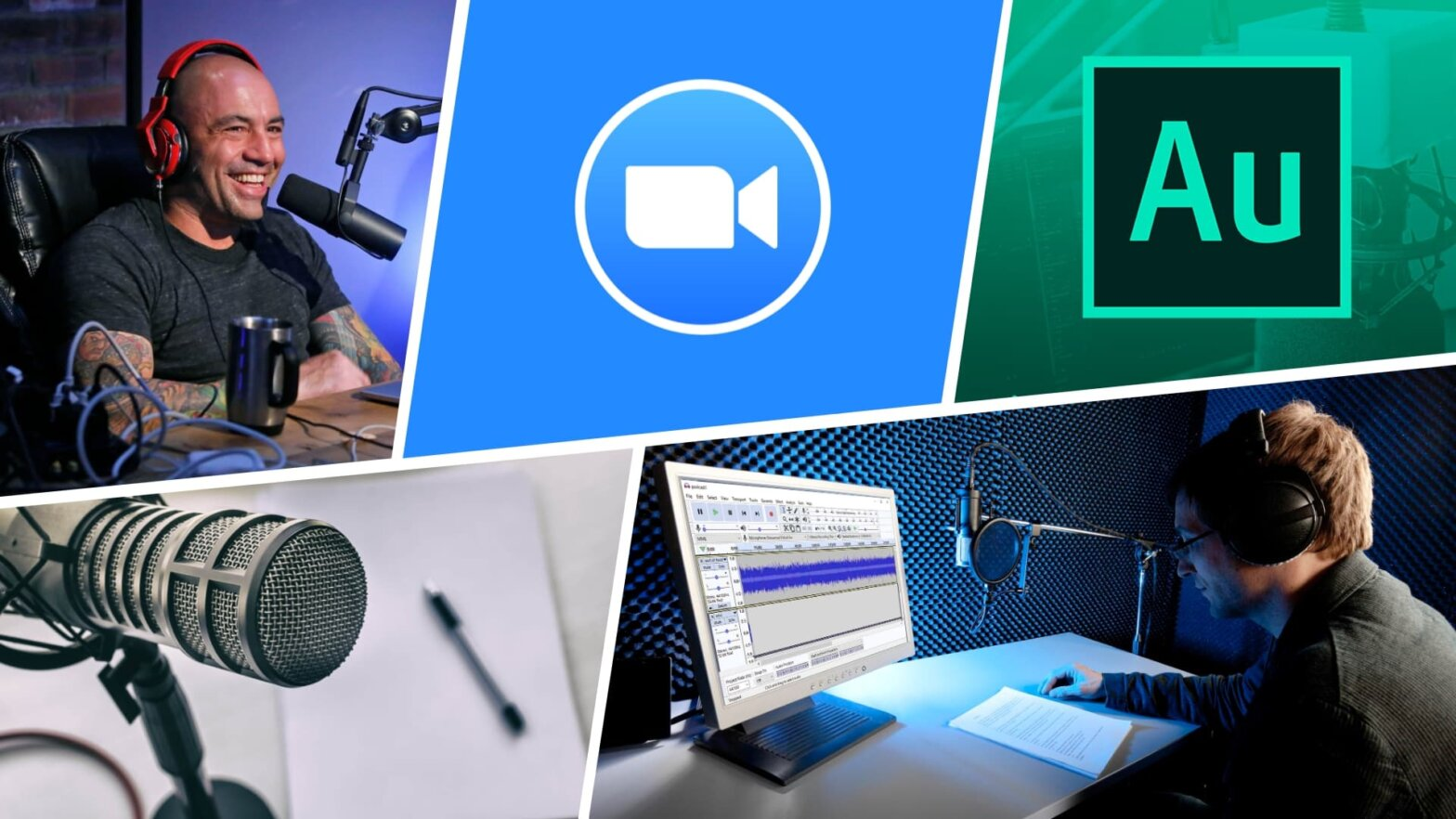 Best Podcast Recording Software — Mac, PC, Paid - Free - Featured