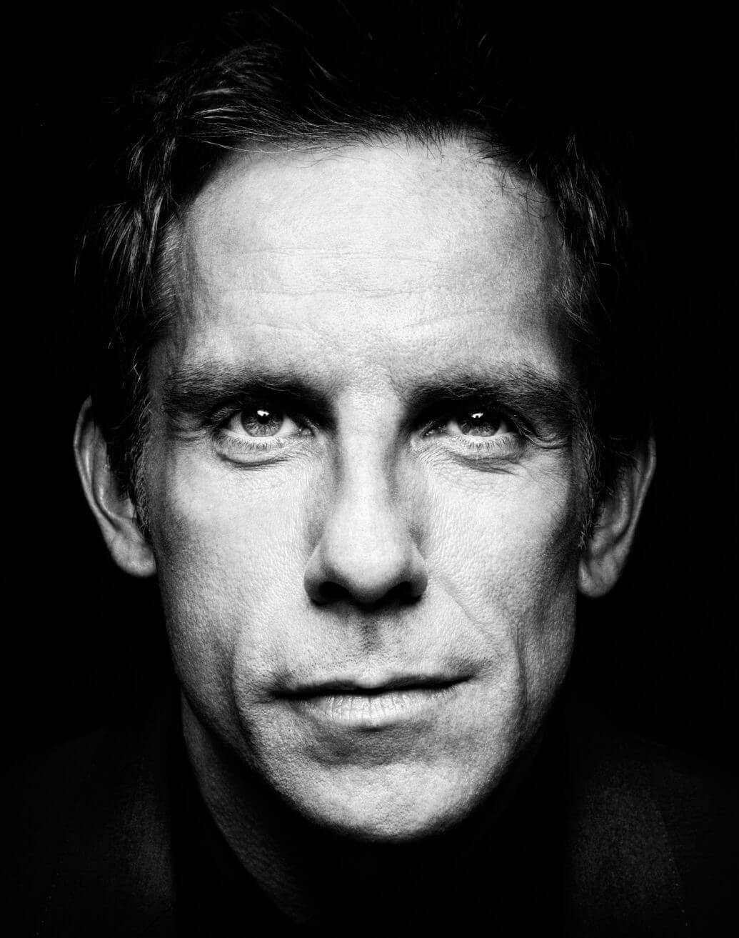 Best black and white portraits by Platon