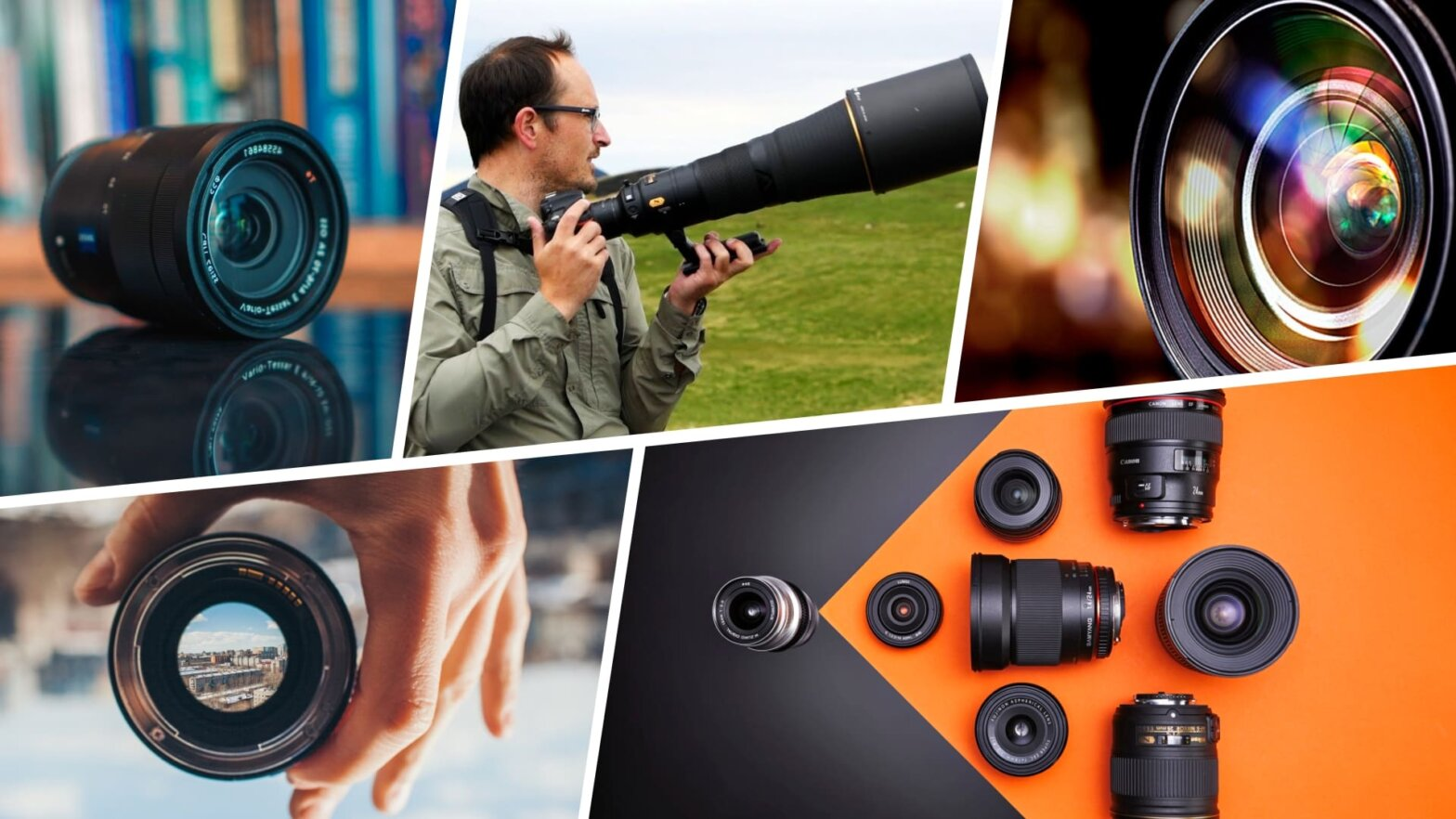 Camera Lenses Explained What-s Inside and How Do They Work - Featured
