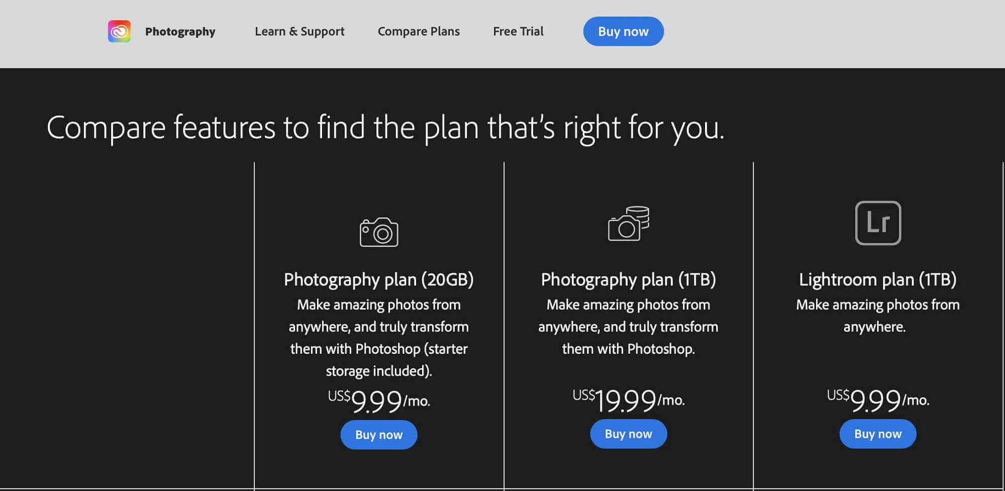 Capture One Review - Adobe Photography Subscription Cost