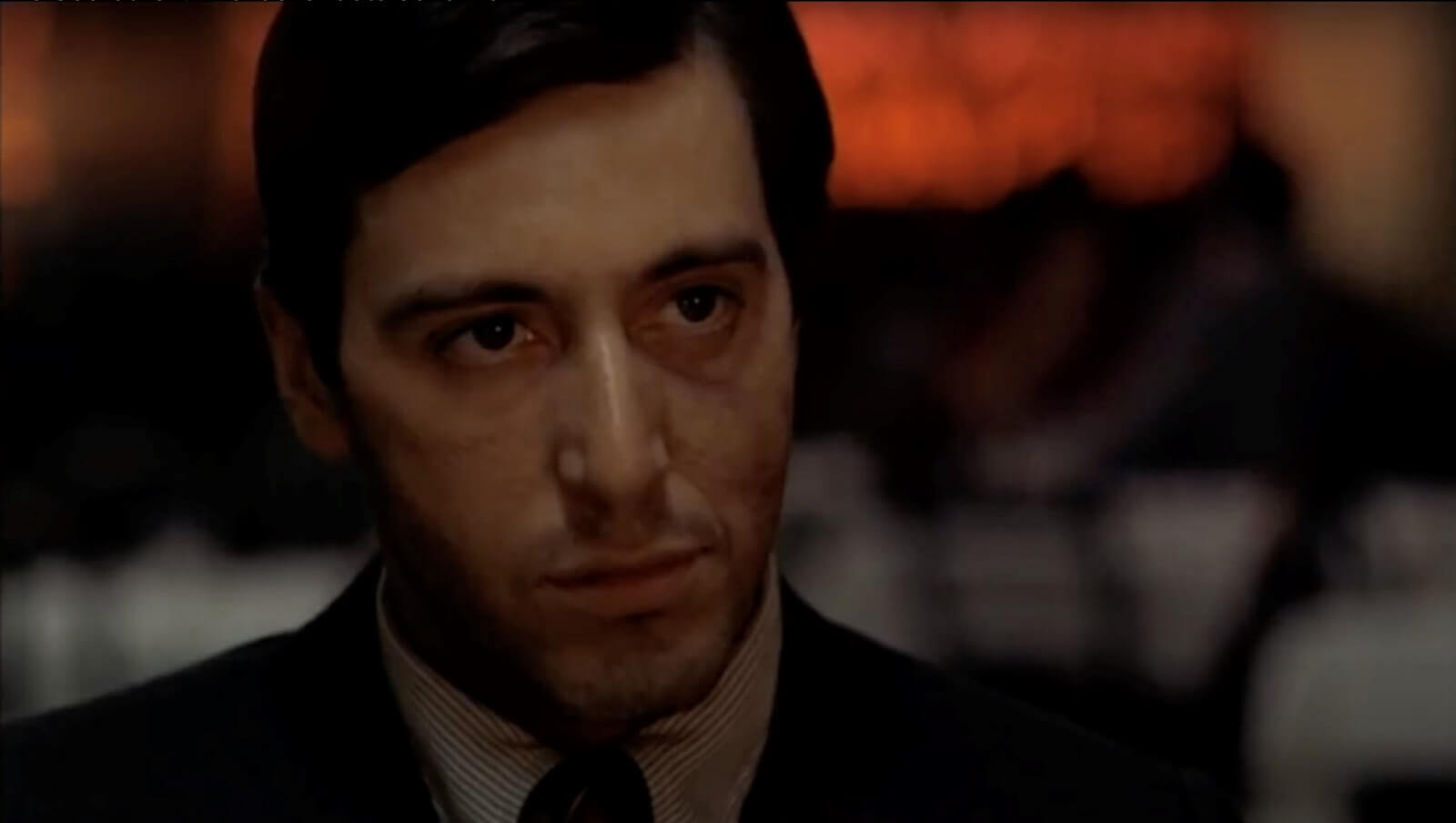 Character Driven Editing in The Godfather - Shot 8 - StudioBinder Shotlisting Software