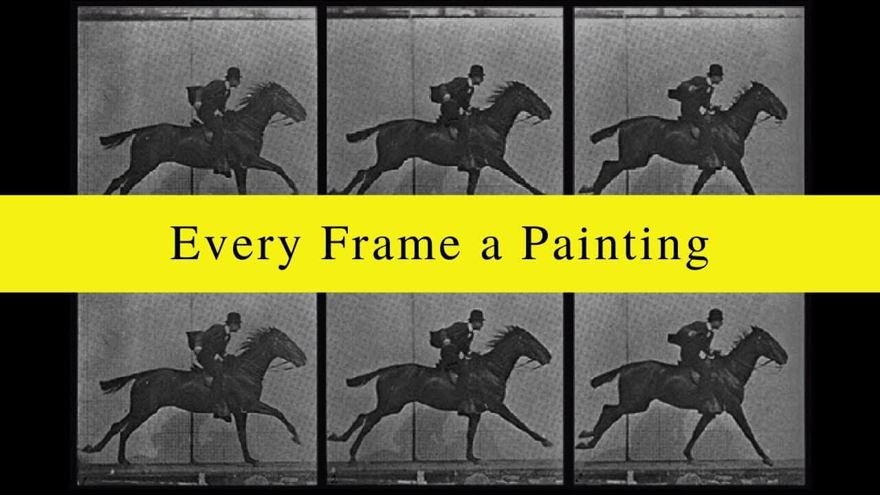 Every Frame A Painting - Featured Image