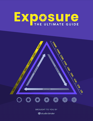 Exposure Triangle Ebook - The Ultimate Guide - StudioBinder
