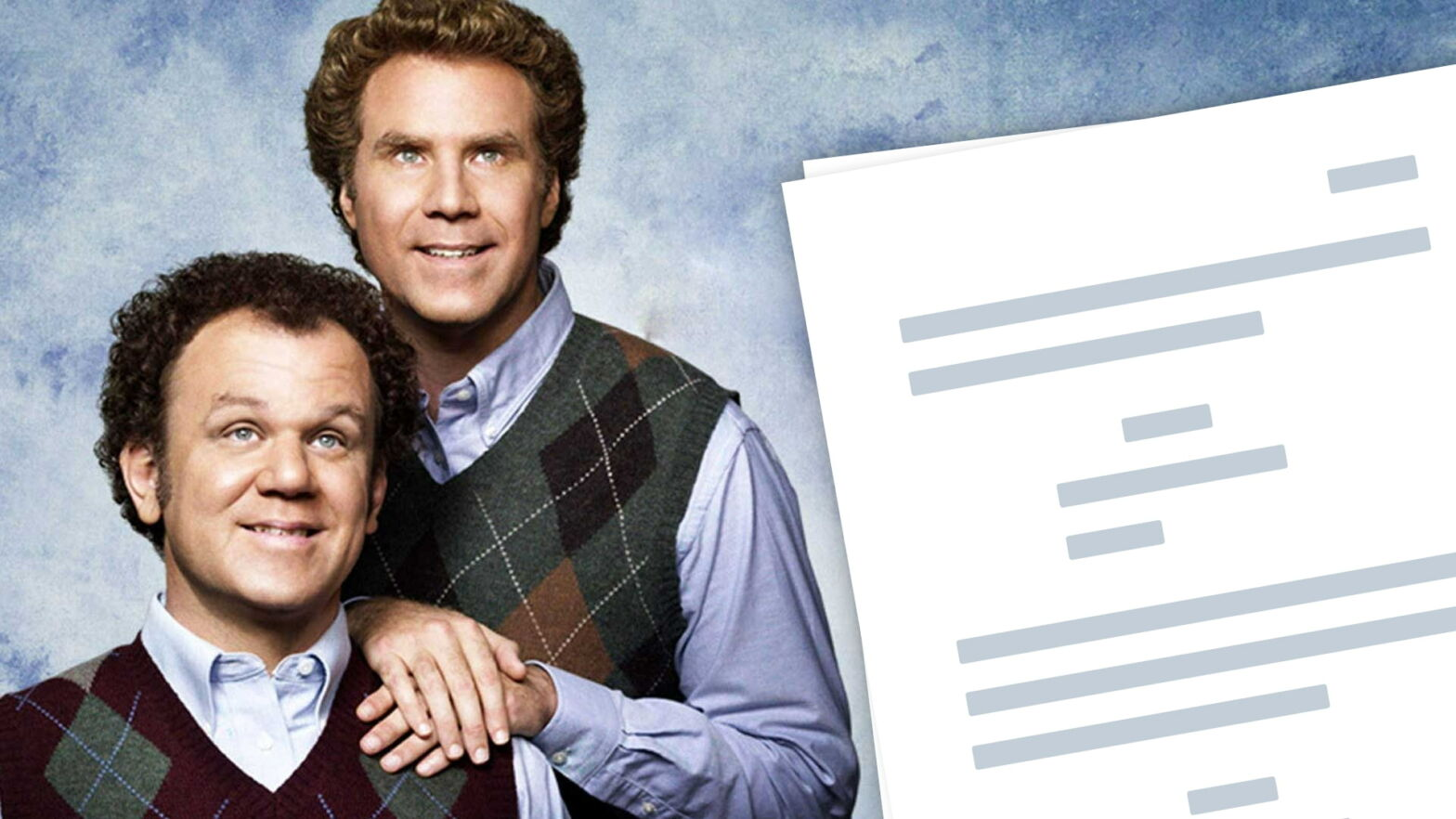 Step Brothers Script PDF Download Quotes and Characters - Featured