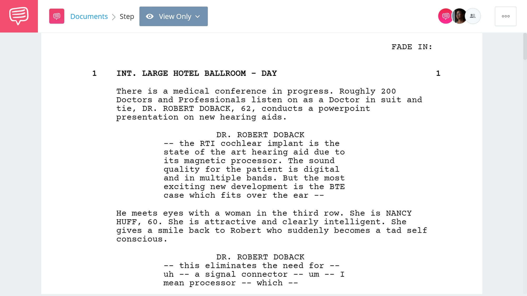 Step Brothers Script Teardown - Full Script PDF Download - StudioBinder Screenwriting Software