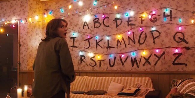 Stranger Things — Practical lighting examples