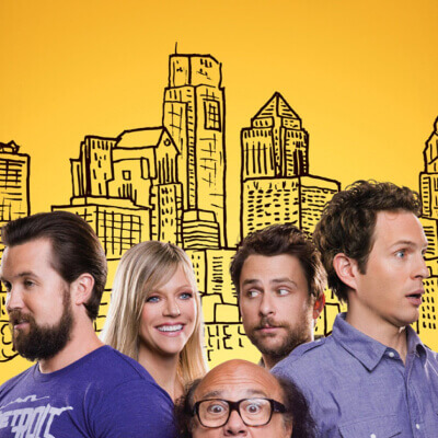 Streaming Post Template Hulu - It's Always Sunny In Philadelphia