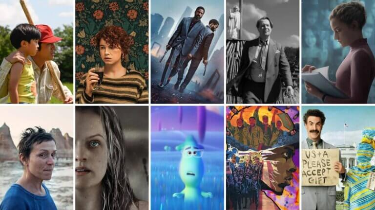 The Best 2020 Movies — Bright Lights in a Dark Year - Featured