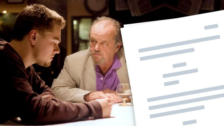 The Departed Script PDF Download Quotes, Plot, and Ending - Featured