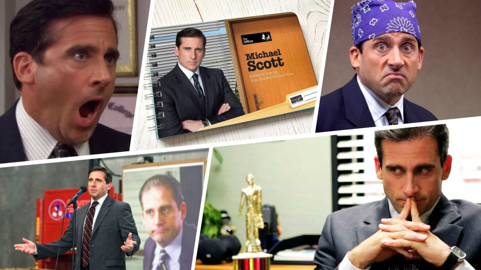 25 Best Michael Scott Quotes from The Office, Ranked - Featured