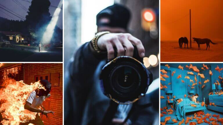 Aesthetic Photography — Composition, Lighting, and Color - Featured