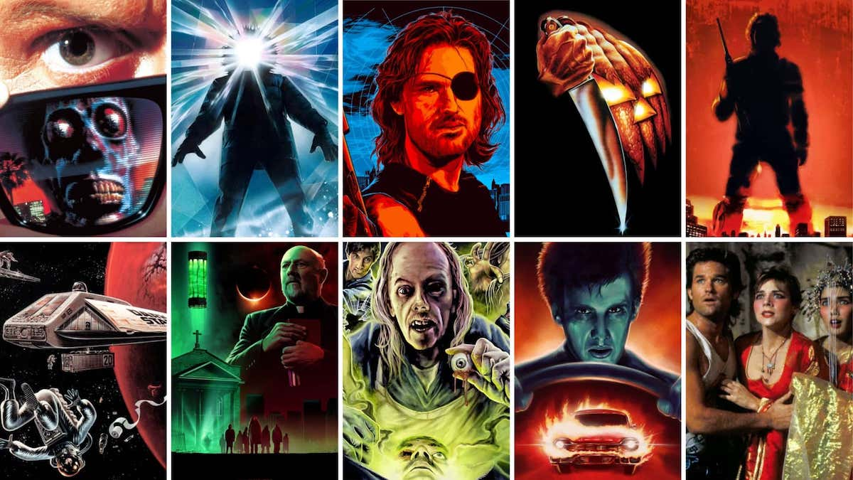 Best John Carpenter Movies — The Master of the Macabre - StudioBinder