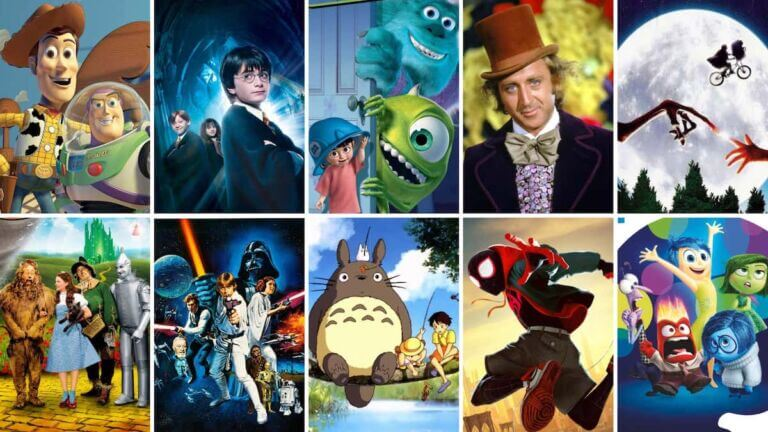 Best Kids Movies of All Time — Classics Every Kid Should See - StudioBinder