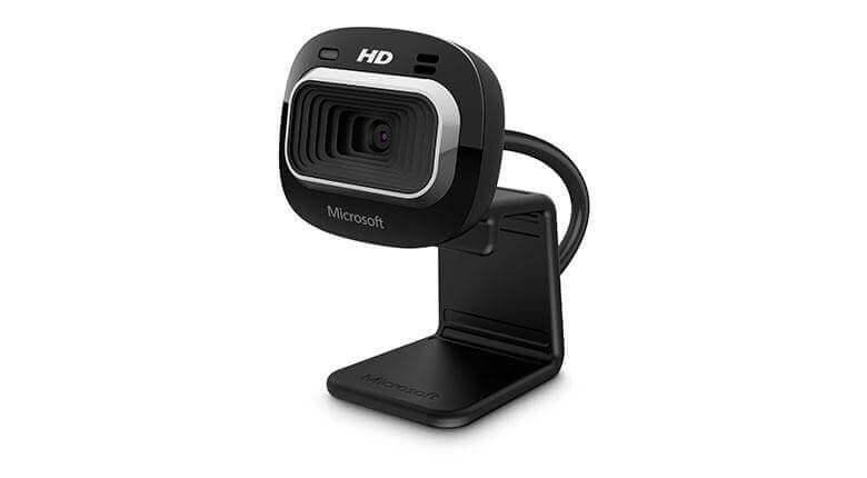 Best Live stream Cameras - Microsoft LifeCam HD-3000