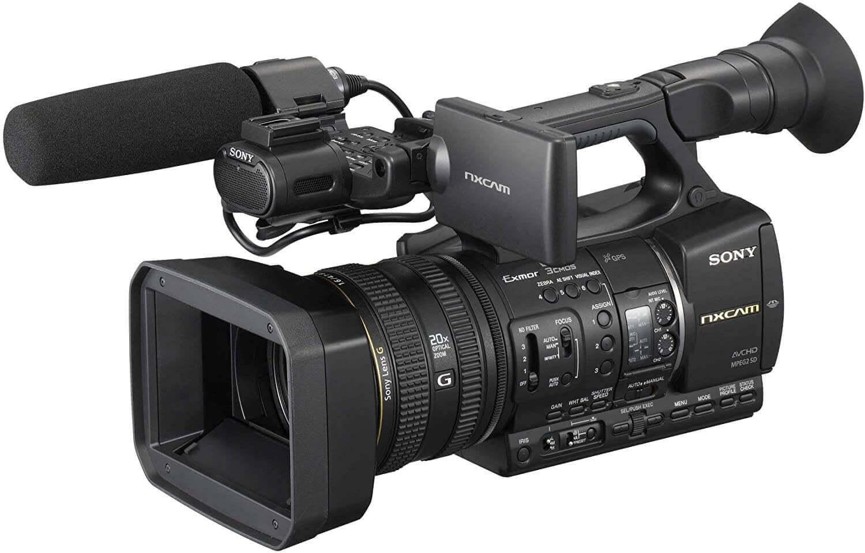 Best Livestream Cameras - Sony HXR-NX5R
