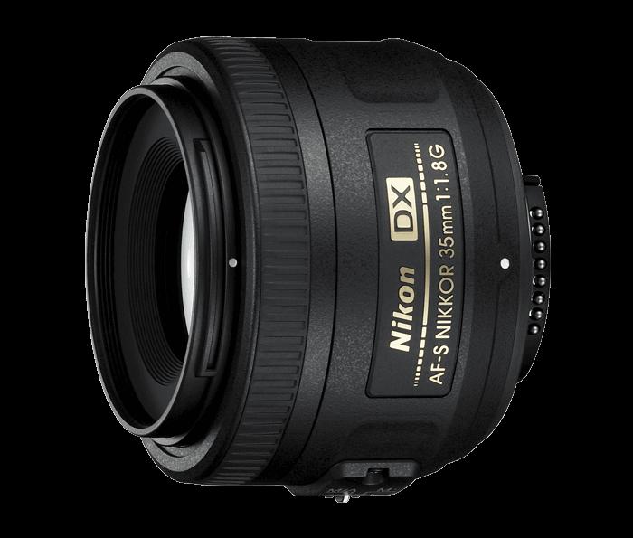 Best Nikon Lens for Portraits - AF-S DX NIKKOR 35mm f1.8G