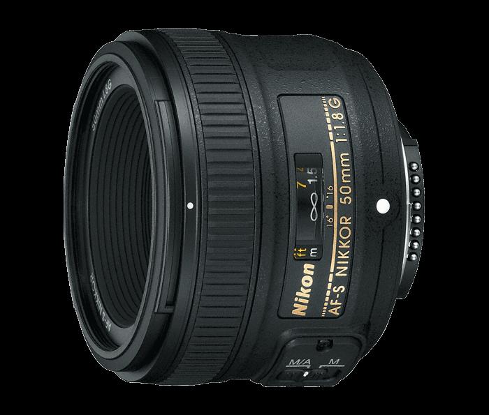 Best Nikon Lens for Portraits - Nikon AF-S NIKKOR 50mm f1.8G
