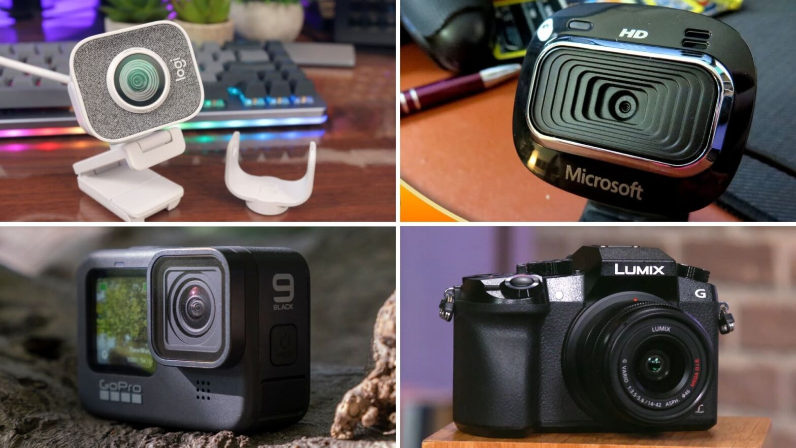 Best Streaming Cameras of 2021 — Gaming, Video, PC, Mac - Featured