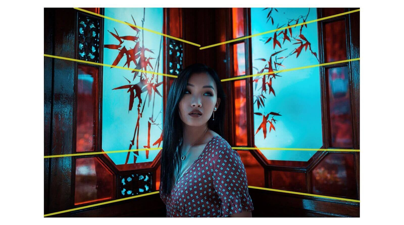 Best Type of Lens for Portraits - Clever Depth of Field in a Portrait by Tommy Kuo