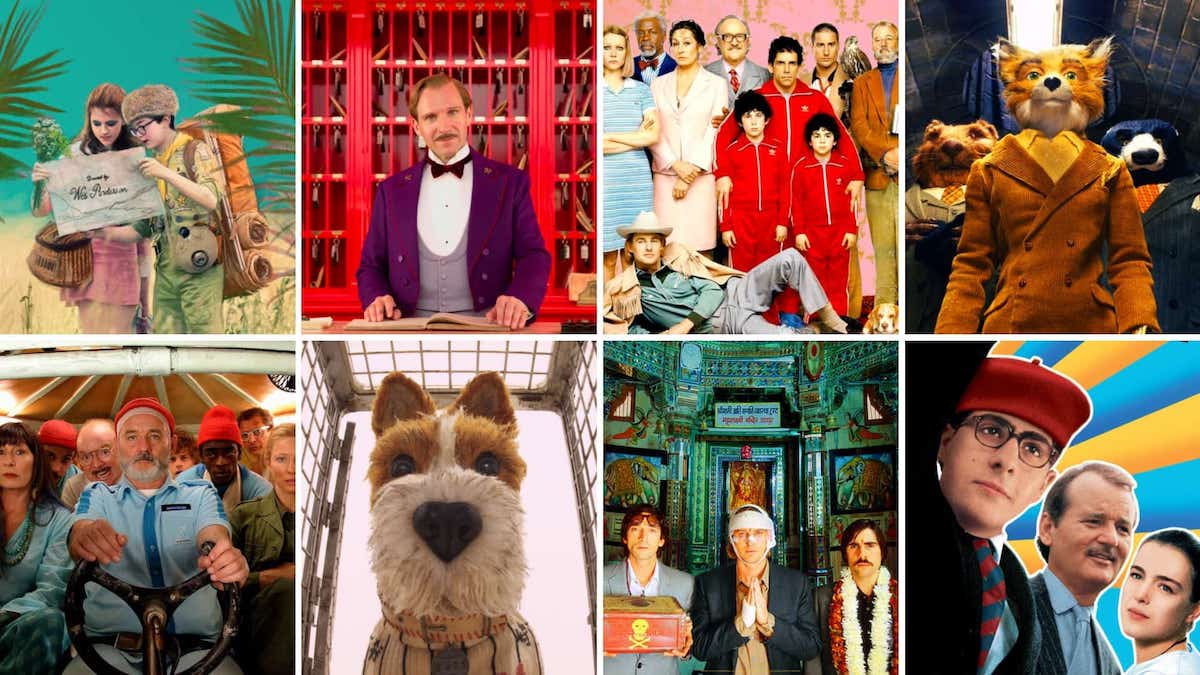Best Wes Anderson Movies — His Entire Filmography Ranked - StudioBinder