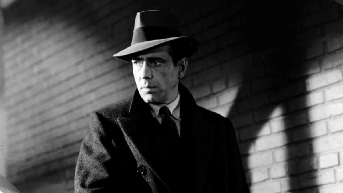 Chiaroscuro in Film - The Maltese Falcon