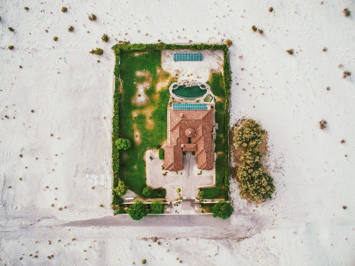 Creative Photography Ideas - Drone Photo by Dirk Dallas