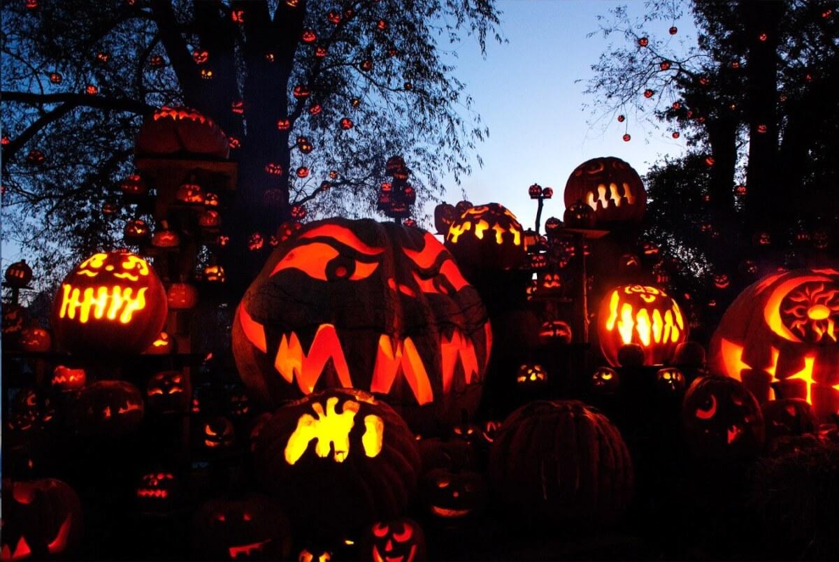 Creative Photography Ideas for Halloween - Photo Via Boston.com