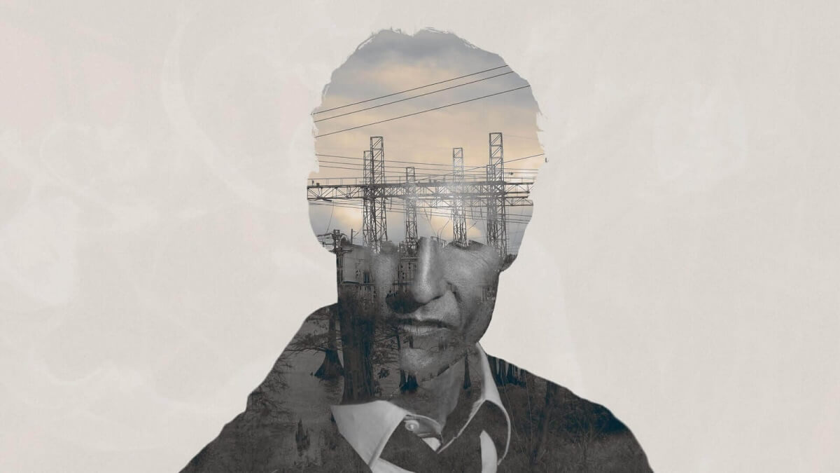 Creative Photography in Television - Double Exposure in True Detective