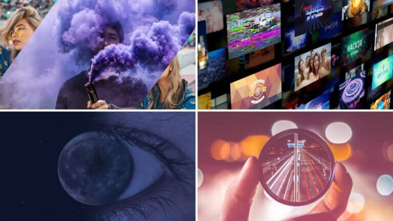 Free Video Transitions — Premiere Pro, After Effects, and More - Featured