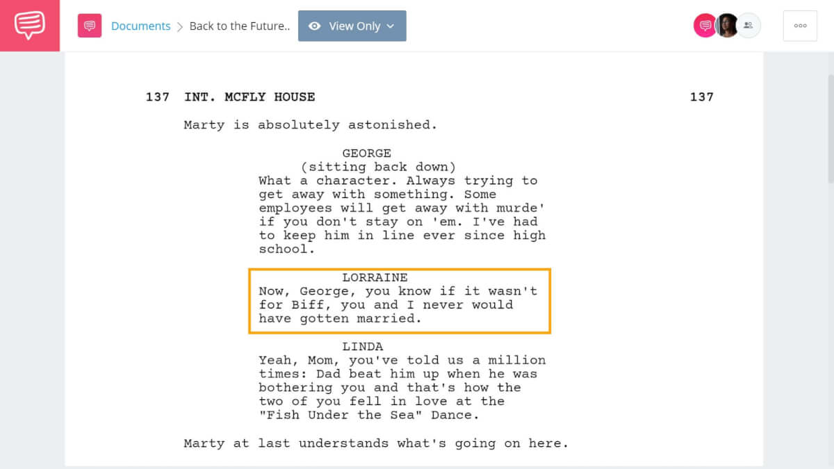 How to End a Story - Back to the Future Ending - StudioBinder Screenwriting Software