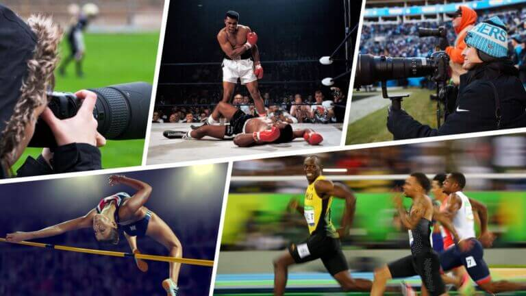 Sports Photography Tips — Camera, Lenses, Settings - More - Featured