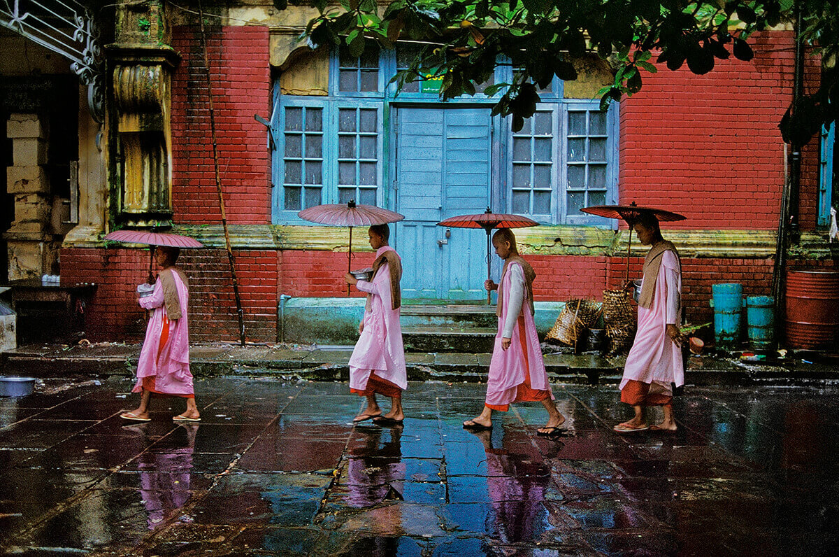 Steve McCurry — aesthetic pictures of people