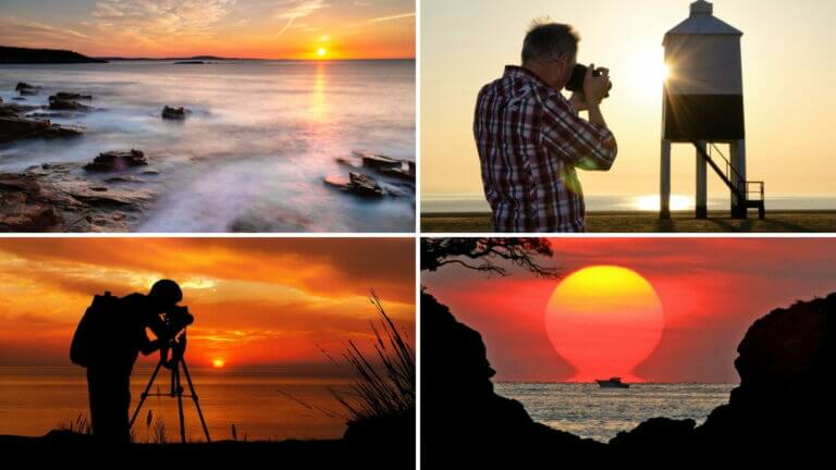 Sunset Photos — How to Master the Sunset Landscape - Featured