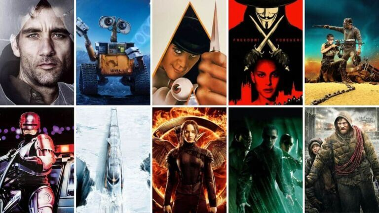 What is Dystopian Fiction Definition and Characteristics - StudioBinder