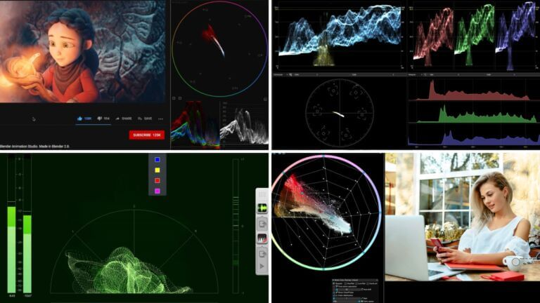 What is a Vectorscope How They Work and Why You Need One - Featured