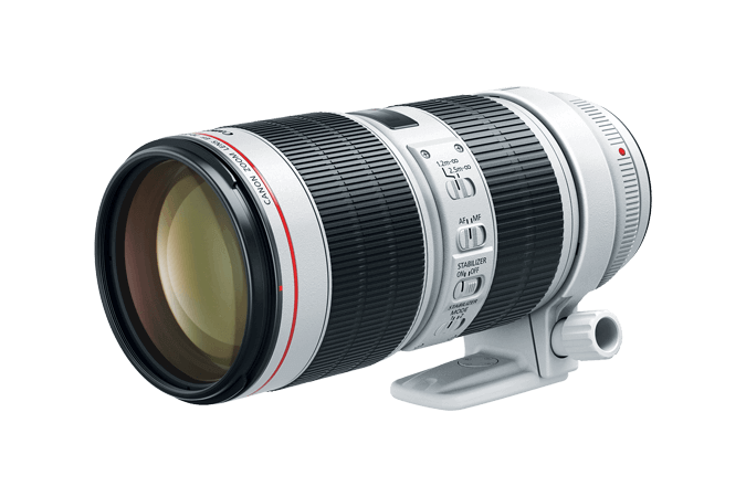 What is the Best Lens for Portraits - Canon EF 70-200mm f2.8L IS III USM