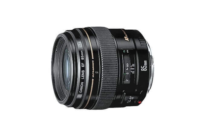 What is the Best Lens for Portraits - Canon EF 85mm f1.8 USM