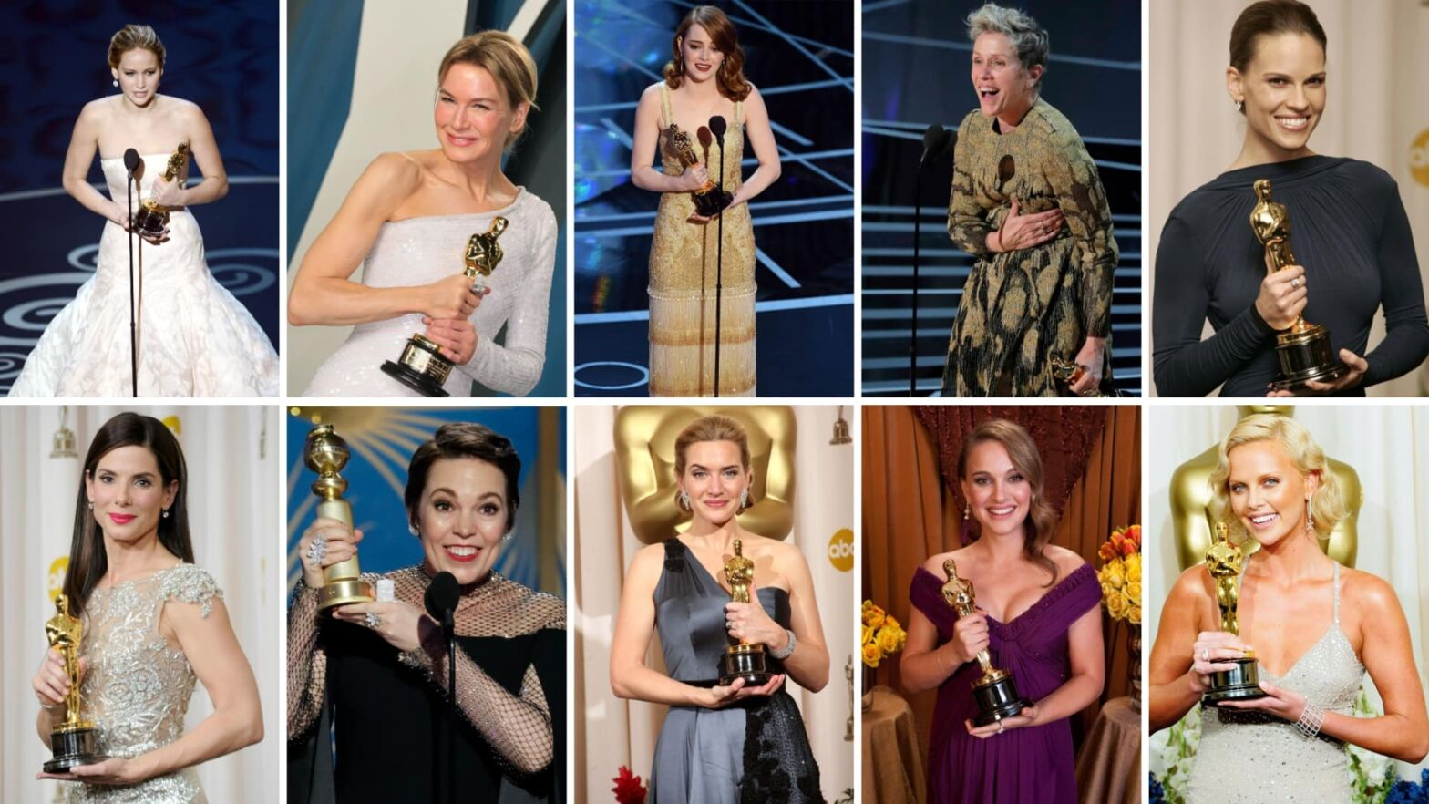 Academy Award for Best Actress — Top 20 Winners Ranked - Featured