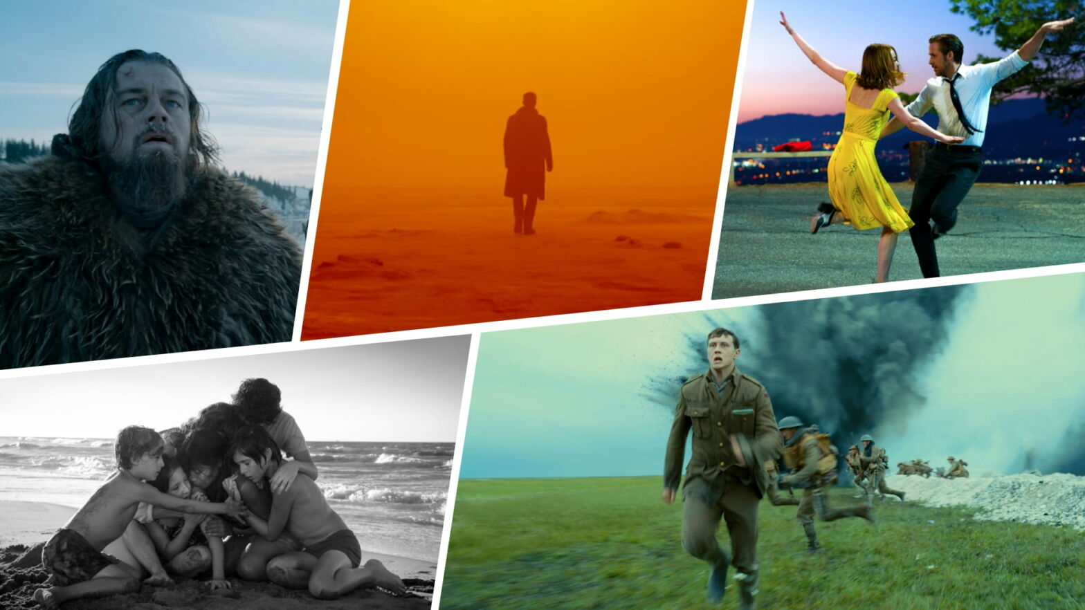 Academy Award for Best Cinematography — Top 20 Winners - Featured