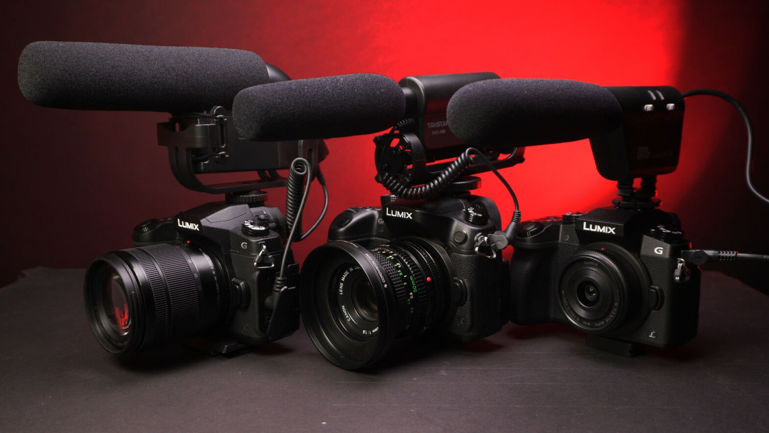 Best DSLR Microphones - Featured Image