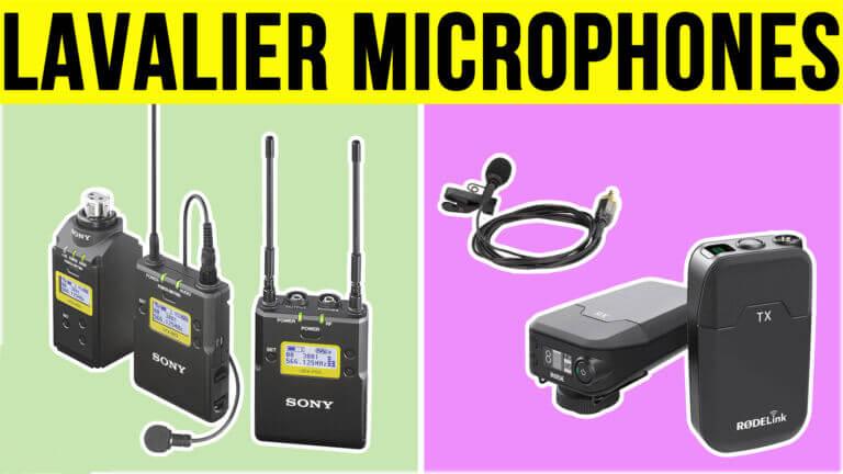 Best Lavalier Microphones - Featured Image