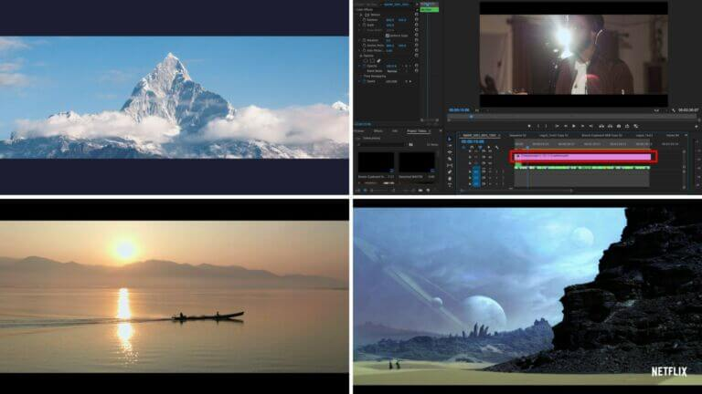 Cinematic Bars — How to Add Black Bars to Video -Downloads- - Featured
